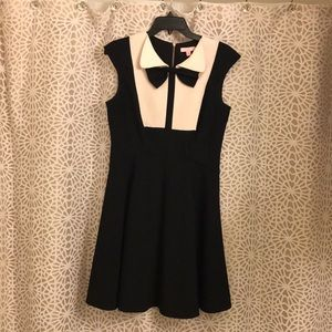 Ted baker bow dress size 2